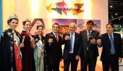 Mendoza participa de la Feria Internacional de Turismo que se realiza en Buenos Aires