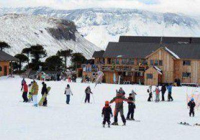 Caviahue ofrece eventos en la nieve