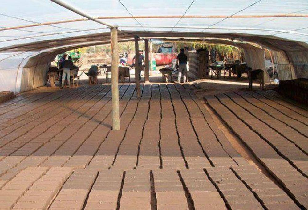 Exigirán que el Estado provincial compre ladrillos en los hornos pampeanos