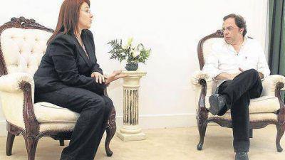 Giustozzi y Tavano cierran filas para fortalecer al massismo en la región
