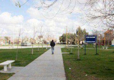 Llegar� Wi-Fi gratis a tres plazas m�s en Centenario