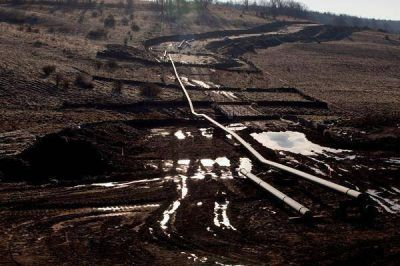 """La región se moviliza para detener el """"fracking"""", pero nuestra ciudad no participa"""