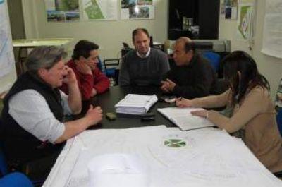 Se reunieron los miembros de la Comisión Asesora y de Contralor del Parque Termal Dolores