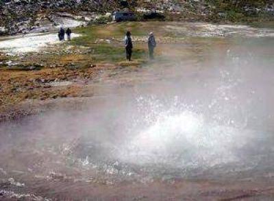 La D.A.S.I no tiene facultad sobre las aguas termales en la provincia