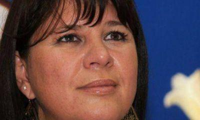 Sandra Giménez está en contra de bajar la imputabilidad