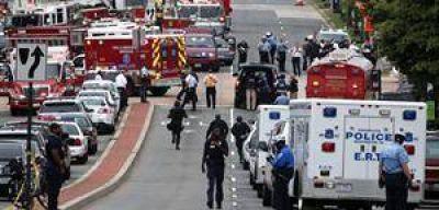 Otro tiroteo horroriza a EE.UU.: 13 muertos en pleno Washington
