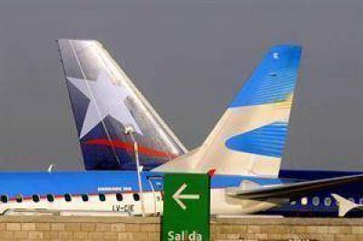 """El embajador argentino en Chile dijo que """"lo de LAN está absolutamente superado"""""""