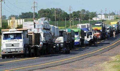 Competencia desleal de transportistas argentinos en Uruguay