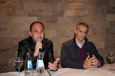 Javier Castrilli se bajó