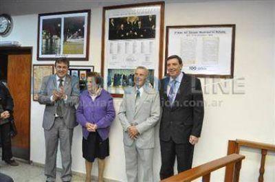 El Concejo celebró el centenario de su conformación