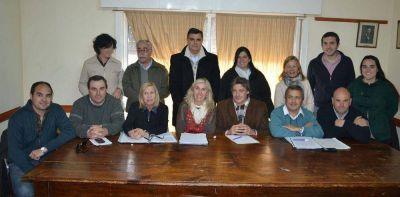 El Frente Cívico y Social presentó su plataforma electoral de cara a los comicios del 27 de octubre