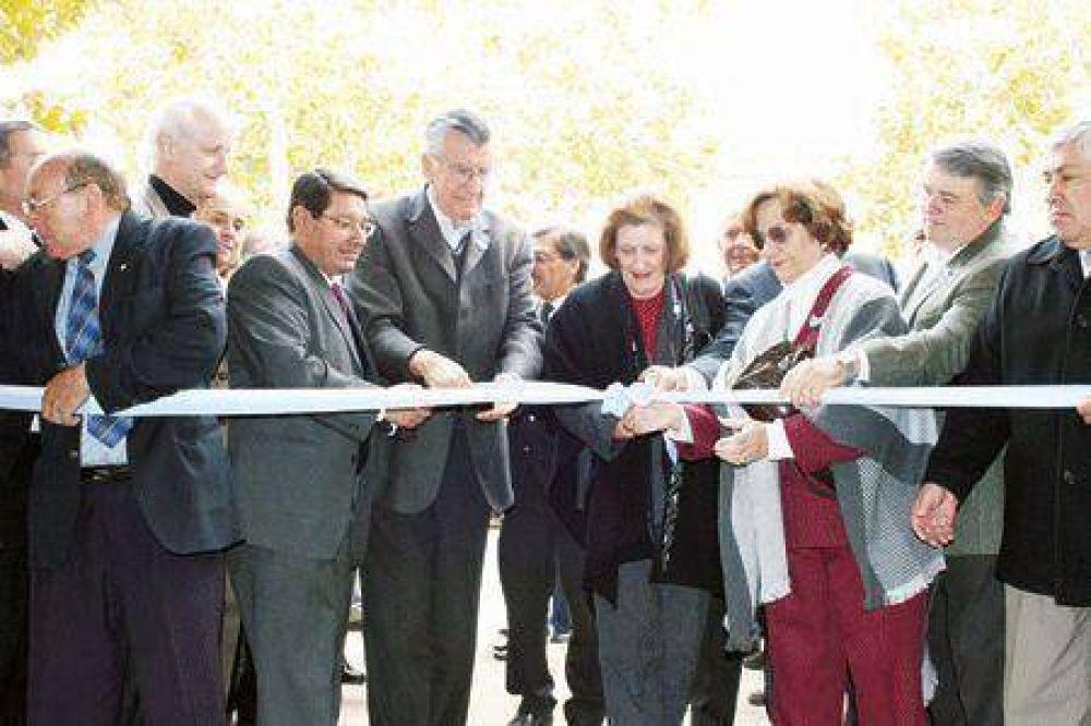 La Escuela Rogelio Boero tiene nuevas instalaciones: