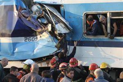 El Fiscal pidió el procesamiento del maquinista del tren de Castelar