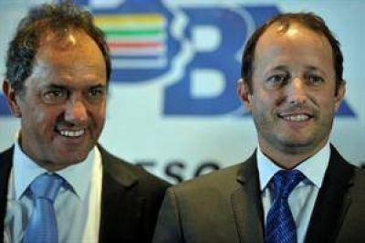 Junto a Insaurralde, Scioli anunció una reunión del Consejo de Seguridad