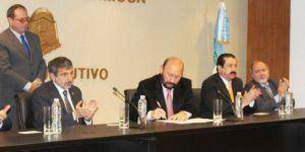 Histórico acuerdo entre Formosa y el CONICET