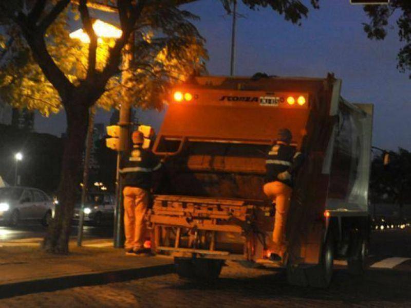 Anuncian que el próximo lunes no habrá recolección de basura en la ciudad