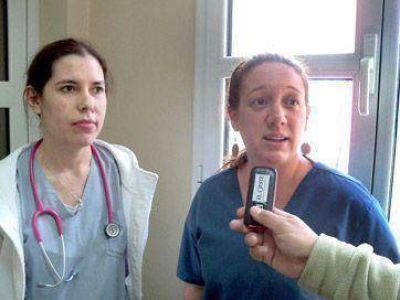Médicas de Esquel presentarán trabajo de investigación