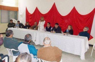 Unión por Chaco llevó sus propuestas a General Vedia y La Leonesa