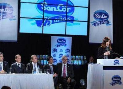 SanCor planea construir una planta destinada a producir leches infantiles