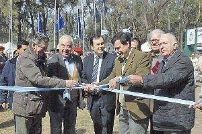 El Gobernador agradeció el apoyo del Ejecutivo Nacional a la Provincia