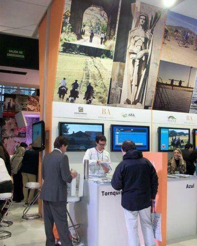 Positiva y enriquecedora experiencia en la Feria Internacional de Turismo