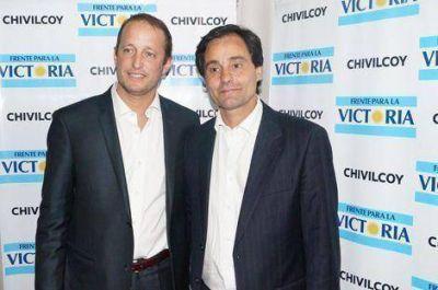 Martín Insaurralde participó de una reunión seccional en Chivilcoy