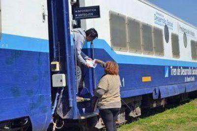 Lisandro Bormioli: �En el tren sanitario notamos menos demanda que en 2011�