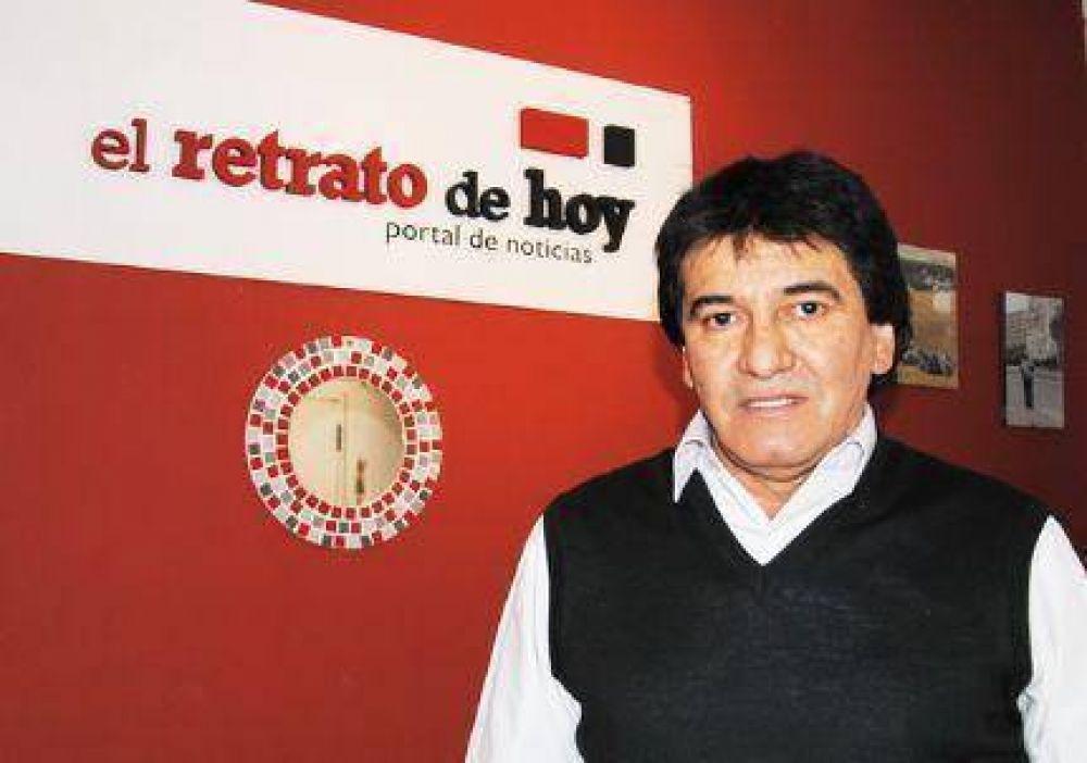 Pedro Fernández, entre su nueva vida política y el compromiso con los trabajadores