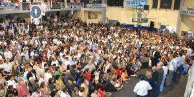 El domingo se re�ne el Congreso Provincial del PJ