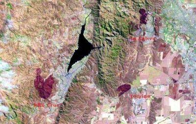 CONAE dijo que los incendios consumieron 95 mil hectáreas