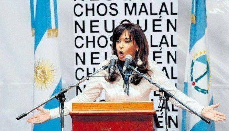 Elecciones 2009 / Debate por el control de los fondos públicos Cristina defendió el manejo de la Anses