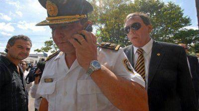 Recupera influencia un ex jefe de la Policía Bonaerense