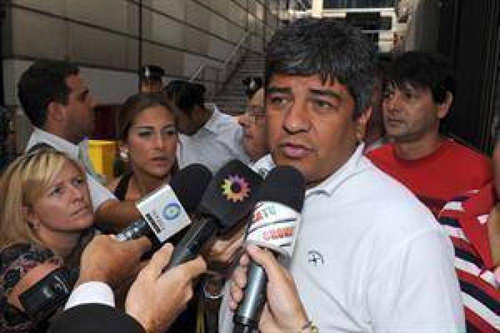 """Pablo Moyano: """"Si hubiera afanado 600 millones, ¿sabés dónde estoy?"""""""