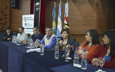 JORNADA DEBATE SOBRE LA VIOLENCIA CONTRA LAS MUJERES EN EL TRABAJO