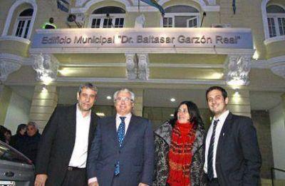 El edificio del Polo Judicial de Avellaneda lleva el nombre del Dr. Baltasar Garzón