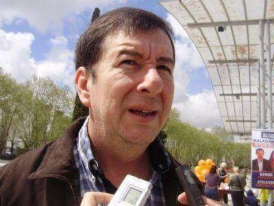 """Adolfo Aguirre: """"Le decimos a Insaurralde que no se meta con los pibes, que se meta con los narcos"""""""