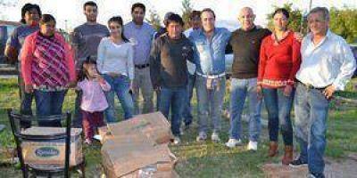 Miembros de Pescado Popular y la comuna clorindense hicieron aporte a familias Qom