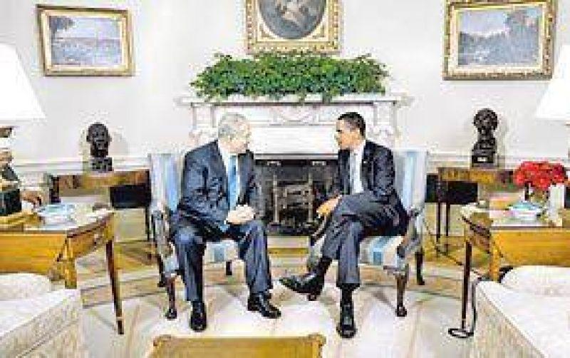 REUNION EN LA CASA BLANCA Obama reclama a Netanyahu que Israel acepte un Estado palestino