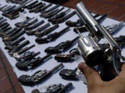 La UNC, sede del plan de entrega de armas