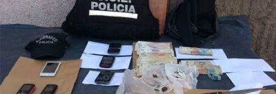 Tres operativos antidrogas arrojaron importante cantidad de sustancias incautadas
