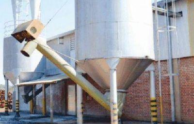 Instalaron un biodigestor en la planta industrial de fécula de mandioca de Jardín América