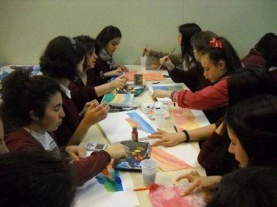 Se realizaron en el Colegio San Patricio los talleres por la Semana del Estudiante