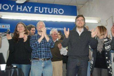 """Lucas Ghi: """"En Morón hay futuro"""""""