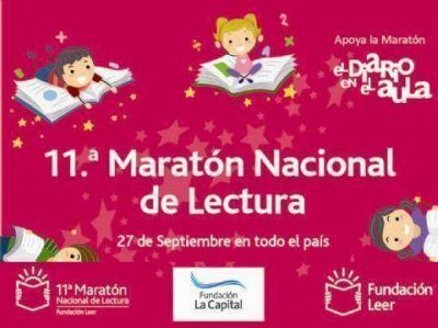 Ramallo se suma a la Maratón Nacional de Lectura para fomentar el desarrollo de los chicos