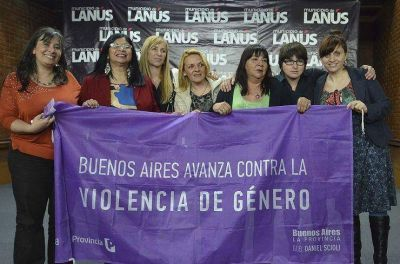 Lanús: jornada sobre la violencia contra las mujeres en el trabajo