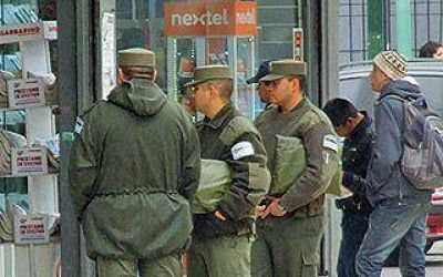 Discusiones sobre la presencia de gendarmes en la región