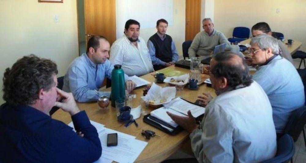 El CONES ultimó detalles sobre la Reunión Ampliada de las Comisiones de Trabajo