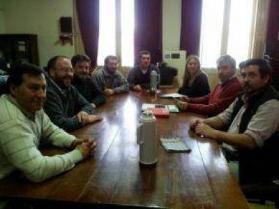 Reunión para promover ordenanza para el Sector Apícola