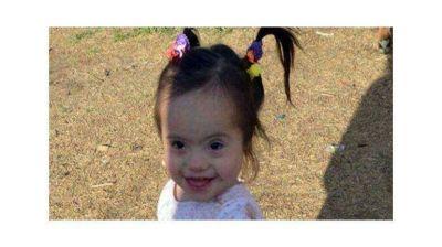 Intensa búsqueda de una nena de dos años en Río Negro