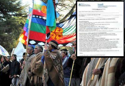 """Denuncian a una radio neuquina por """"extorsionar"""" a mapuches"""